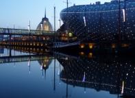 Alter Hafen ,Mediterraneum und Klimahaus